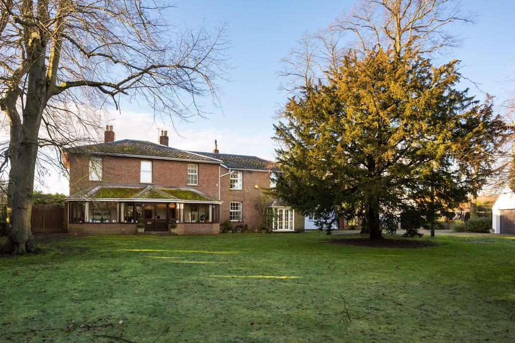 4 Bedrooms Detached House for sale in Main Street, Aughton, York