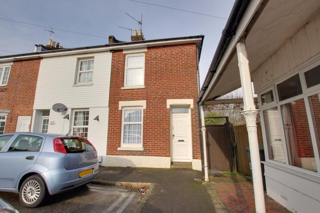 2 Bedrooms Terraced House for sale in Emsworth