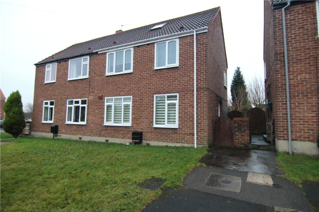 3 Bedrooms Semi Detached House for sale in Lilac Avenue, Framwellgate Moor, DH1