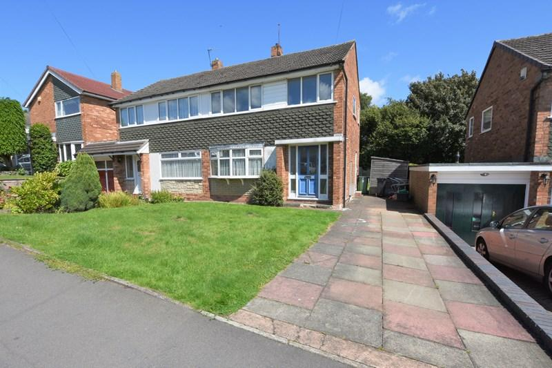 3 Bedrooms Semi Detached House for sale in Madeley Road, Kingswinford