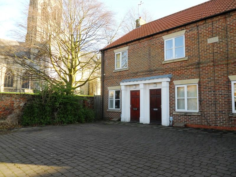 2 Bedrooms Town House for sale in Church Lane, Hedon