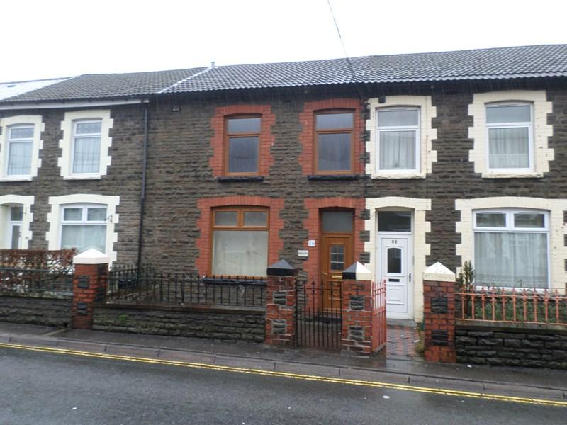 3 Bedrooms Terraced House for sale in Richard Street, Maerdy, Ferndale