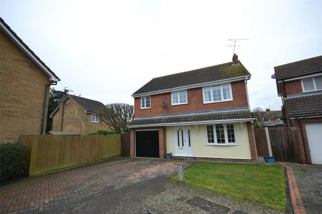 4 Bedrooms Detached House for sale in Redshank Drive, Heybridge, Maldon, Essex