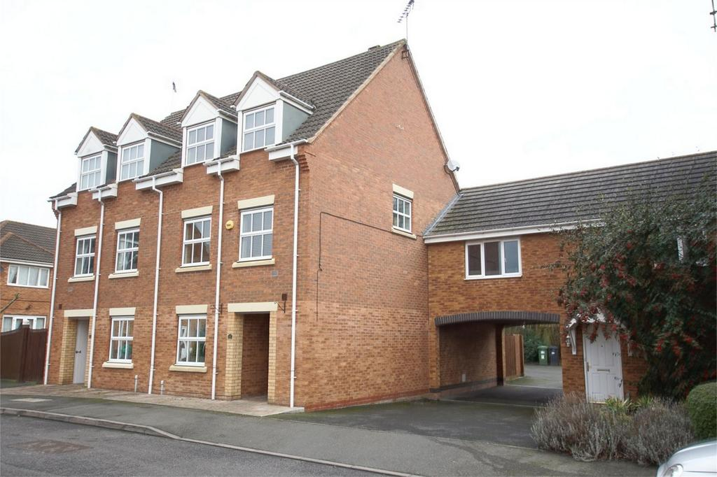 3 Bedrooms Town House for sale in Lynnon Field, Chase Meadow, Warwick
