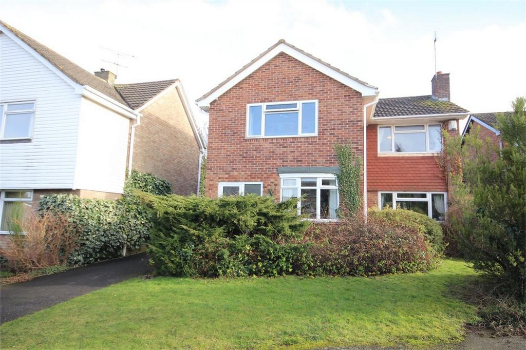4 Bedrooms Detached House for sale in Buttermere Avenue, St Nicolas Park, Nuneaton, Warwickshire