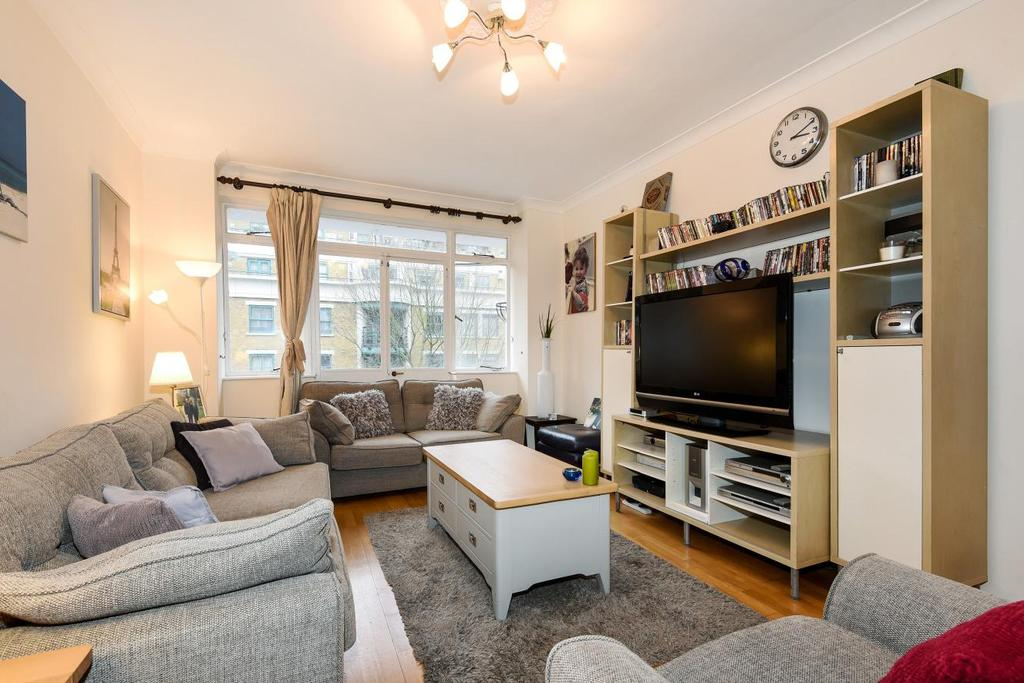 2 Bedrooms Flat for sale in Old Marylebone Road, Marylebone, NW1