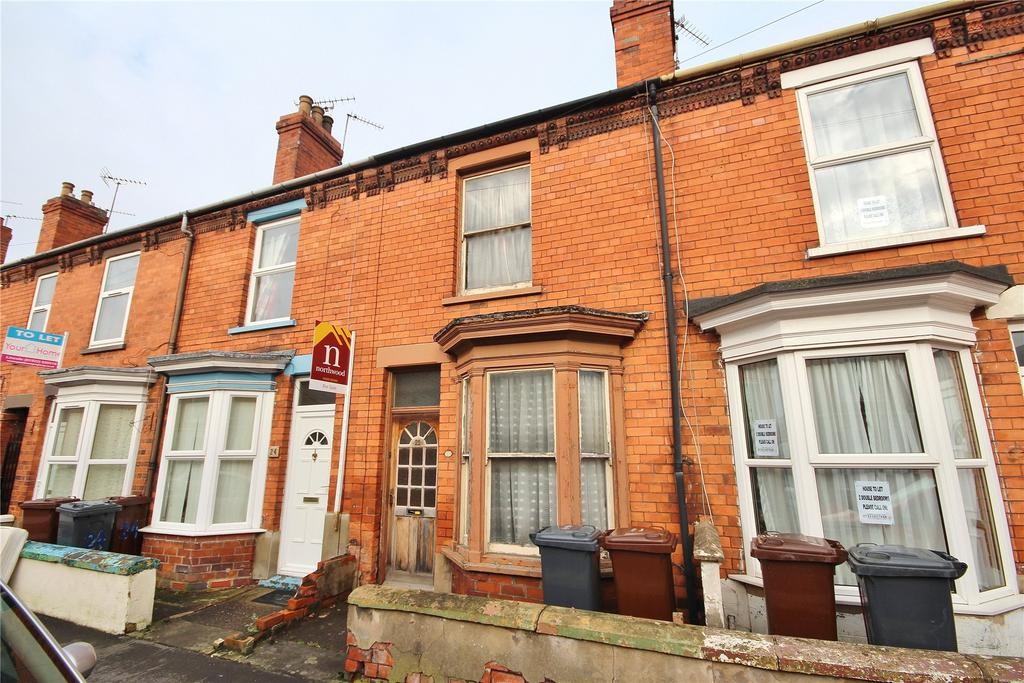 2 Bedrooms Terraced House for sale in Kirkby Street, Lincoln, LN5