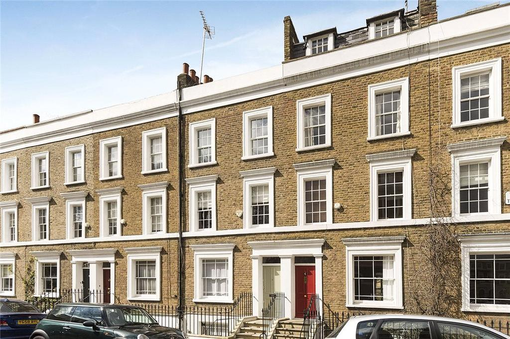 3 Bedrooms Terraced House for sale in Darnley Terrace, Notting Hill, London, W11