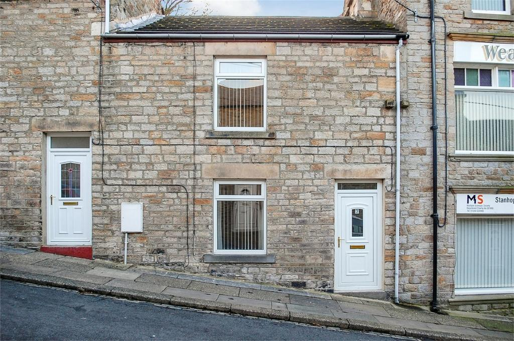 2 Bedrooms Terraced House for sale in Martin Street, Stanhope, Bishop Auckland, County Durham