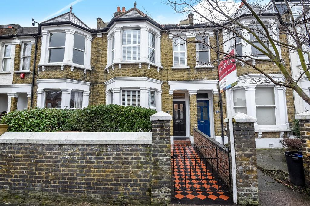 4 Bedrooms Terraced House for sale in Hamilton Road, Wimbledon, SW19
