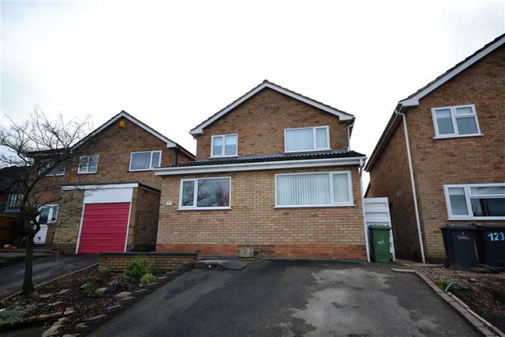 3 Bedrooms Detached House for sale in Berwyn Way, Church Farm, Nuneaton