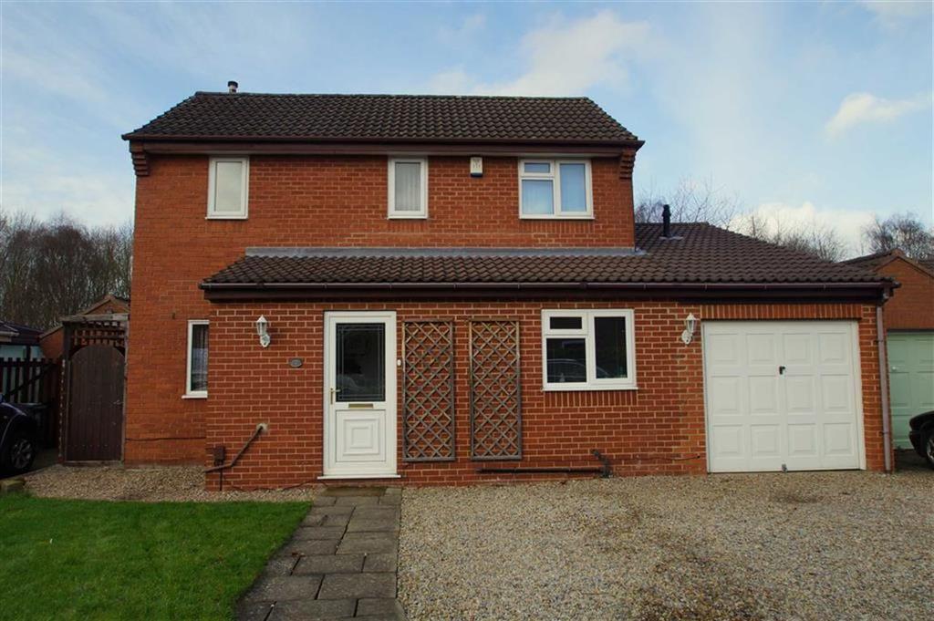 4 Bedrooms Detached House for sale in Cranewells View, Leeds