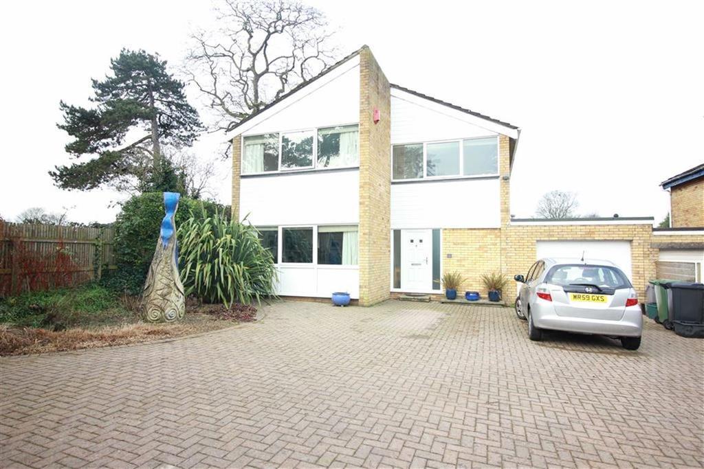 4 Bedrooms Link Detached House for sale in Cross Elms Lane, Stoke Bishop, Bristol
