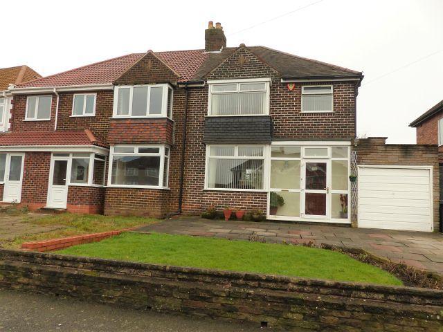 3 Bedrooms Semi Detached House for sale in Peak House Road,Great Barr,Birmingham