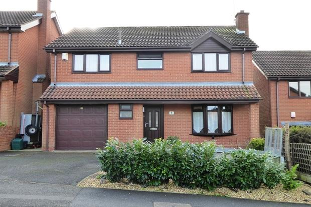4 Bedrooms Detached House for sale in Tideswell Close, West Hunsbury, Northampton, NN4