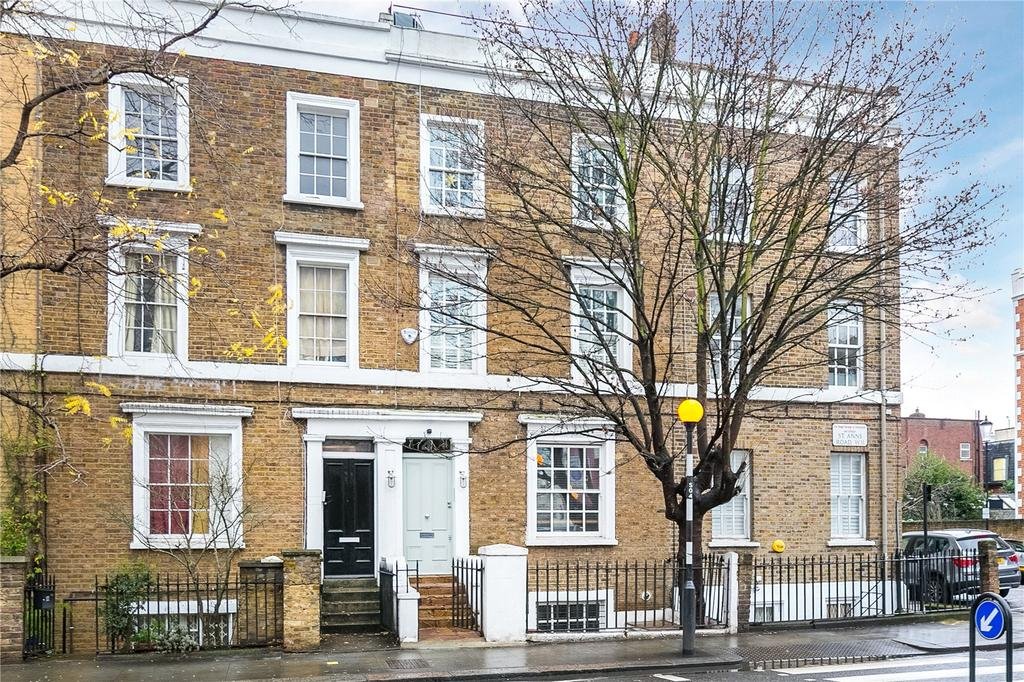 2 Bedrooms Flat for sale in St. Anns Road, Holland Park, London