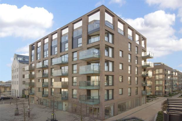1 Bedroom Apartment Flat for sale in Meade House, 2 Mill Park, Cambridge