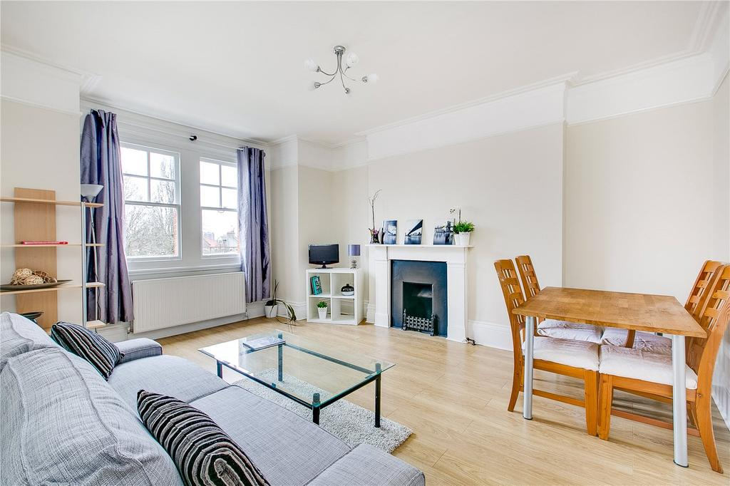 2 Bedrooms Flat for sale in Huguenot Mansions, Huguenot Place, Wandsworth