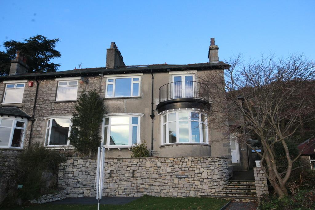 2 Bedrooms Apartment Flat for sale in Flat 2 Underfell, Eden Park Road, Grange over Sands