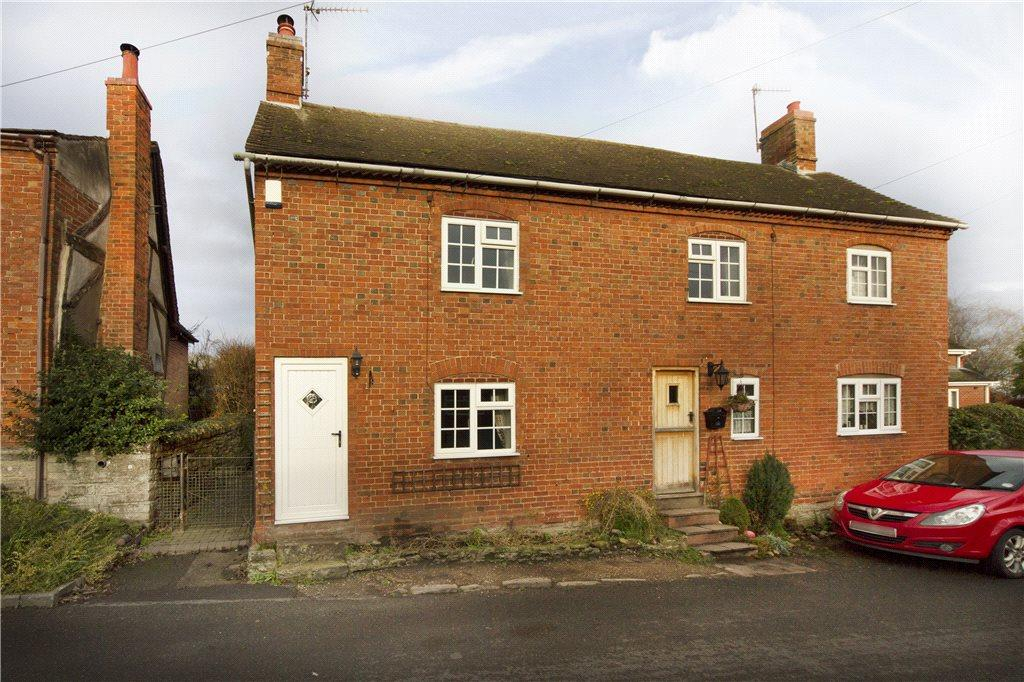 2 Bedrooms Semi Detached House for sale in Pepper Street, Inkberrow, Worcester, Worcestershire, WR7