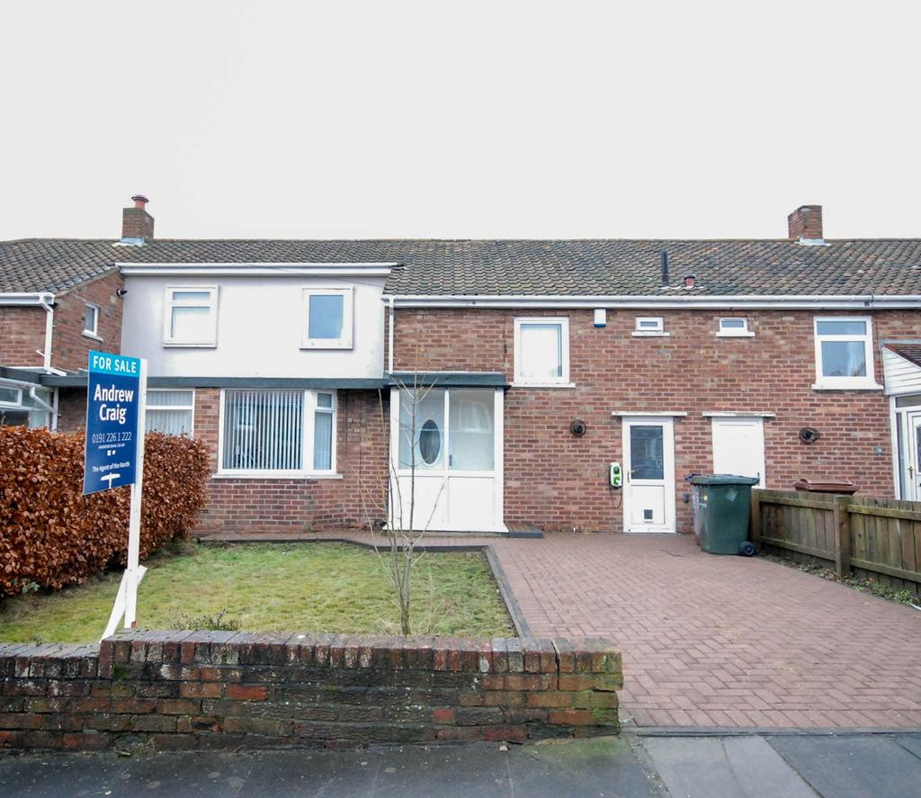 2 Bedrooms Terraced House for sale in The Riding, Kenton
