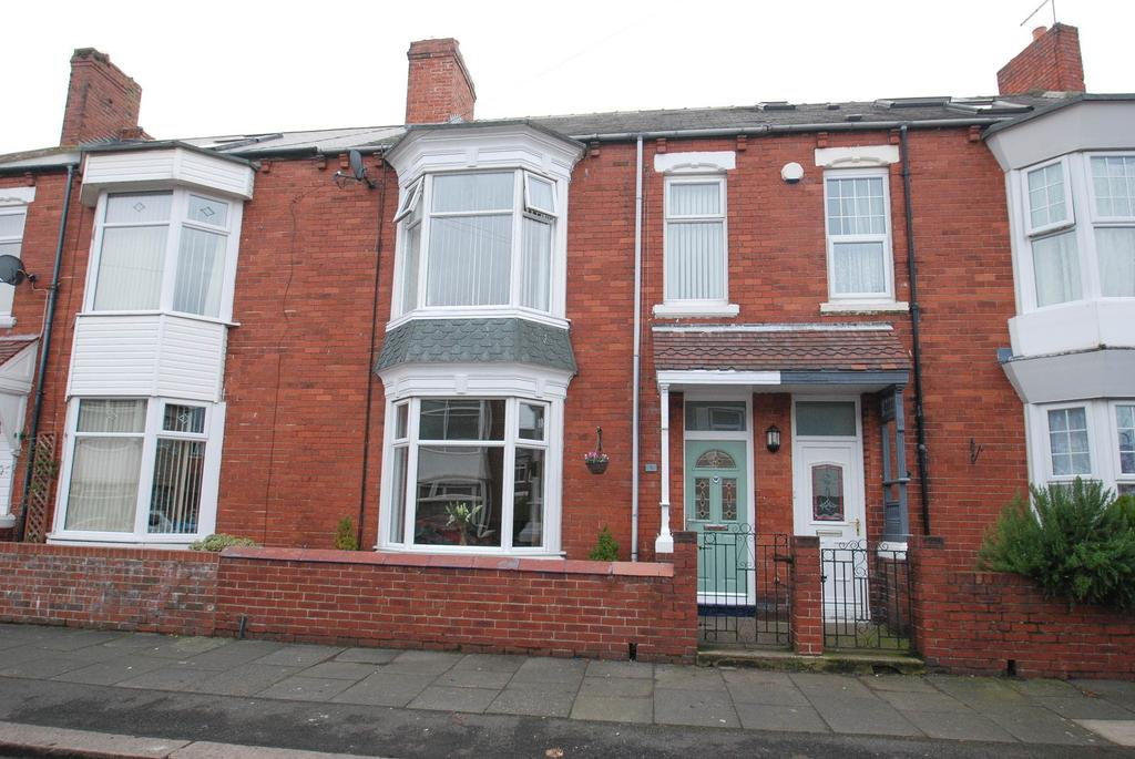 3 Bedrooms Terraced House for sale in Cranford Street, South Shields