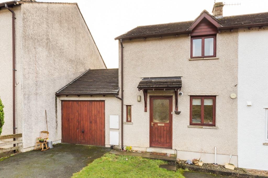 2 Bedrooms Terraced House for sale in Harley Close, Lower Bentham, Lancaster