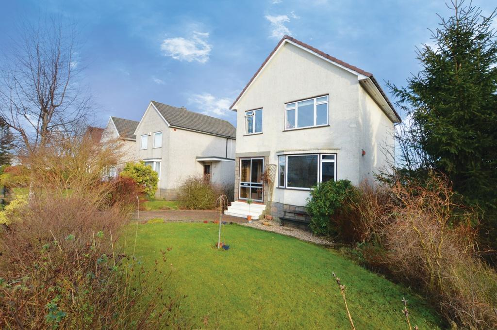 4 Bedrooms Detached House for sale in 6 Buccleuch Drive, Bearsden, G61 3LW