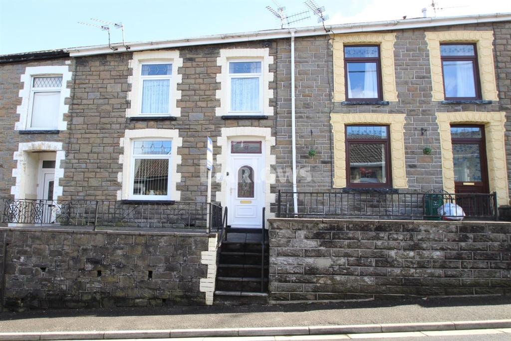 3 Bedrooms Terraced House for sale in Mary street, Cilfynydd