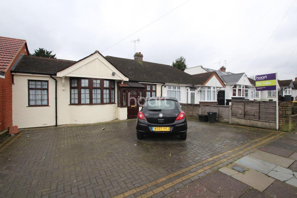 2 Bedrooms Bungalow for sale in Jerningham Avenue, Clayhall