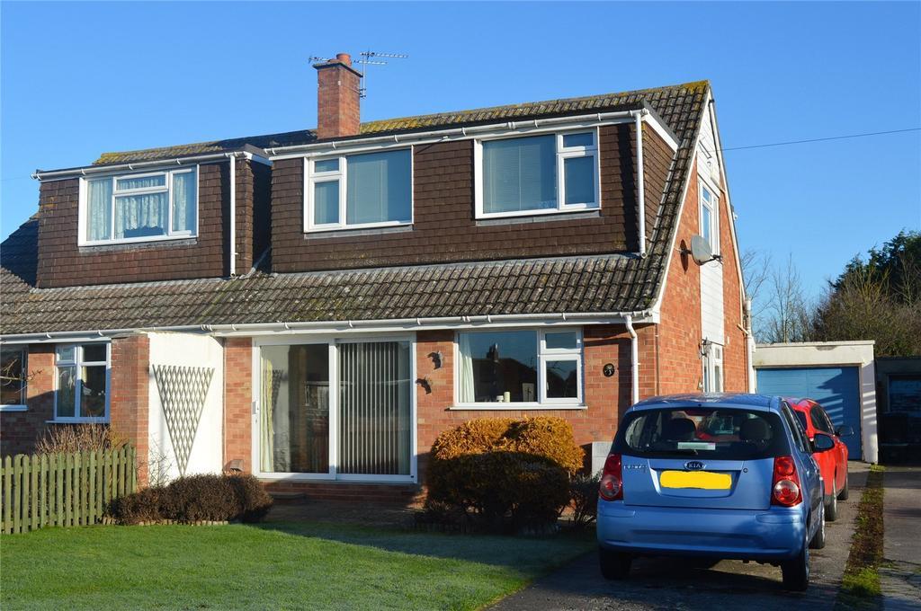 4 Bedrooms House for sale in Brunels Way, Highbridge, Somerset, TA9