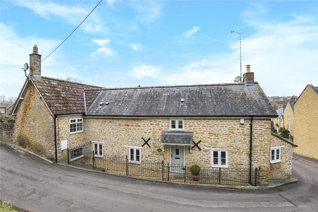 3 Bedrooms House for sale in West Hill, Milborne Port, Sherborne, Dorset, DT9