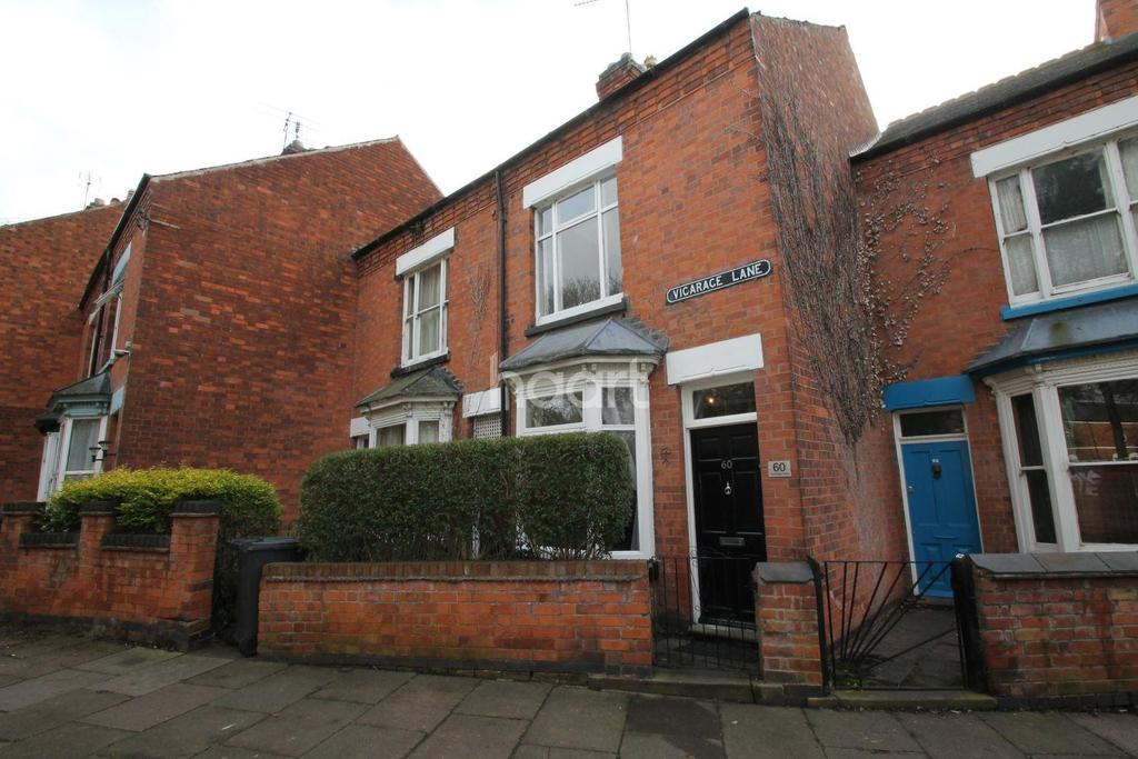 3 Bedrooms Terraced House for sale in Vicarage Lane, Belgrave, Leicester