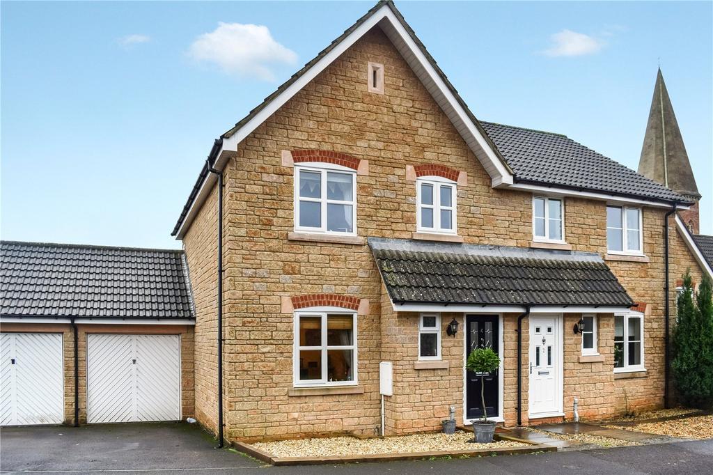 3 Bedrooms House for sale in Upper Breach, South Horrington Village, Wells, Somerset, BA5