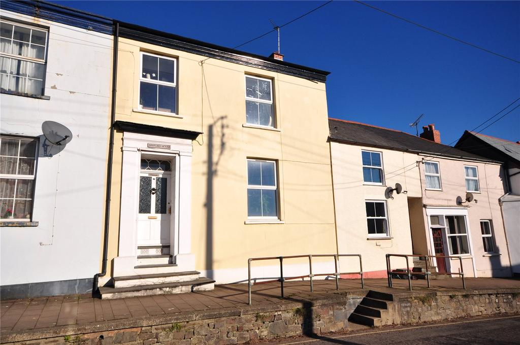4 Bedrooms House for sale in East Street, South Molton, Devon, EX36