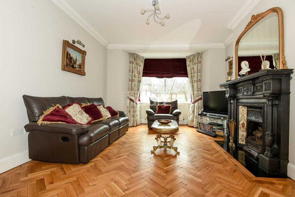 5 Bedrooms Semi Detached House for sale in Beulah Hill, Upper Norwood, SE19