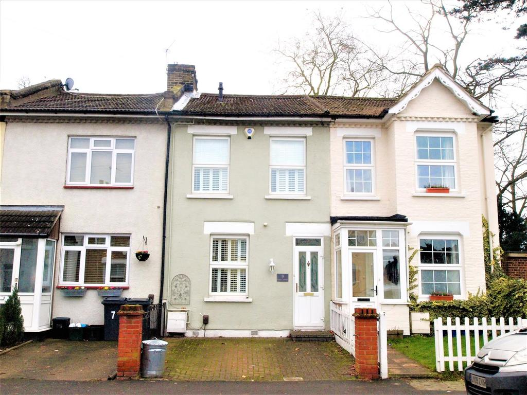 2 Bedrooms Terraced House for sale in Martins Road, Shortlands