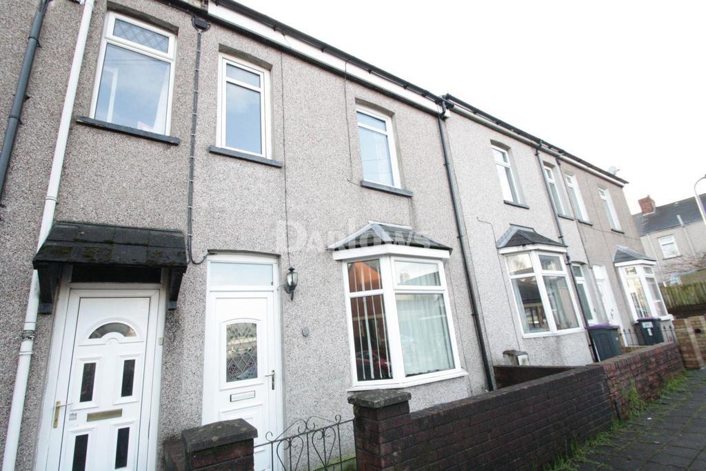 4 Bedrooms Terraced House for sale in Harold Street, Pontnewydd