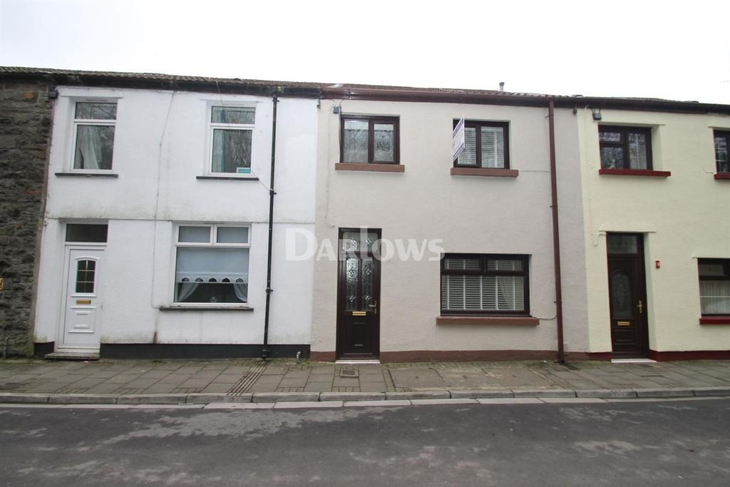 3 Bedrooms Terraced House for sale in Phillips Terrace , Trehafod