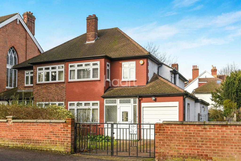 3 Bedrooms Semi Detached House for sale in Auckland Road, Crystal Palace, SE19