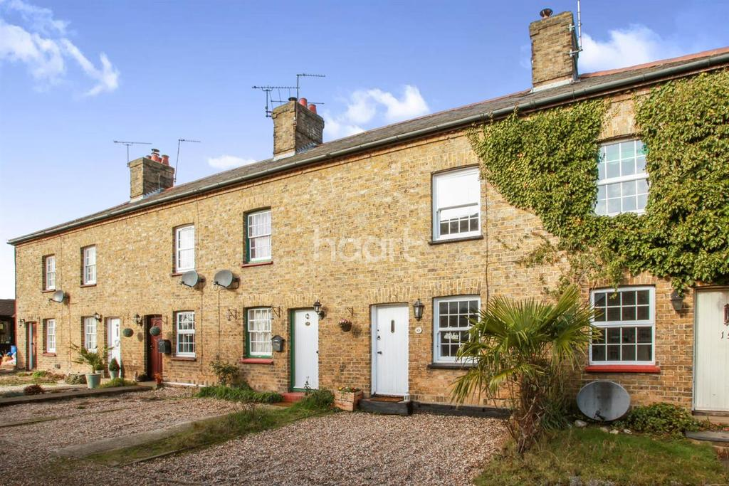 3 Bedrooms Terraced House for sale in Oak Road, Rivenhall, Witham, CM8