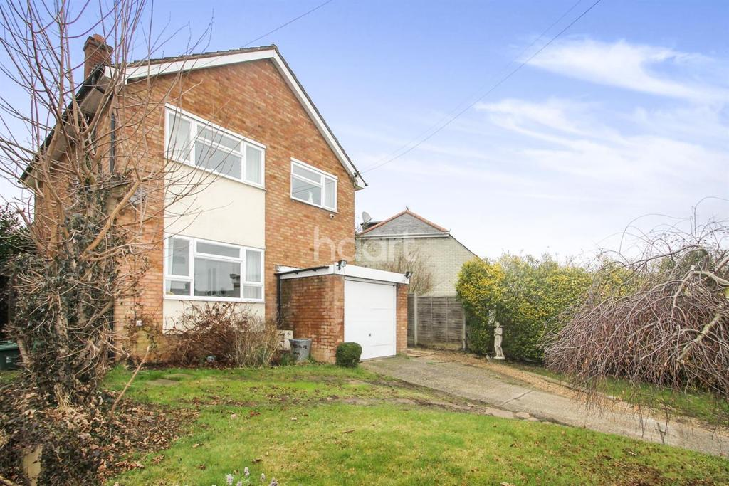 3 Bedrooms Detached House for sale in Challis Lane, Braintree