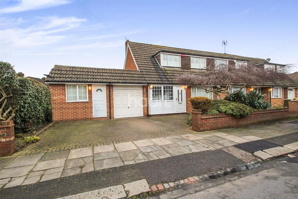 3 Bedrooms Bungalow for sale in Mayfield Road, Stopsley