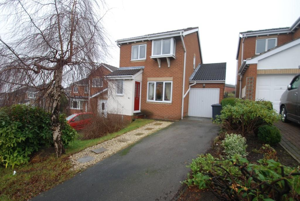 3 Bedrooms Detached House for sale in Stainley Close, Barnsley S75