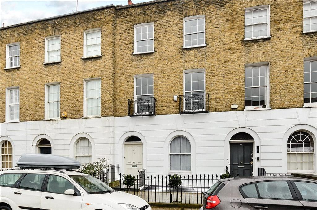 3 Bedrooms Terraced House for sale in Shepherdess Walk, London, N1