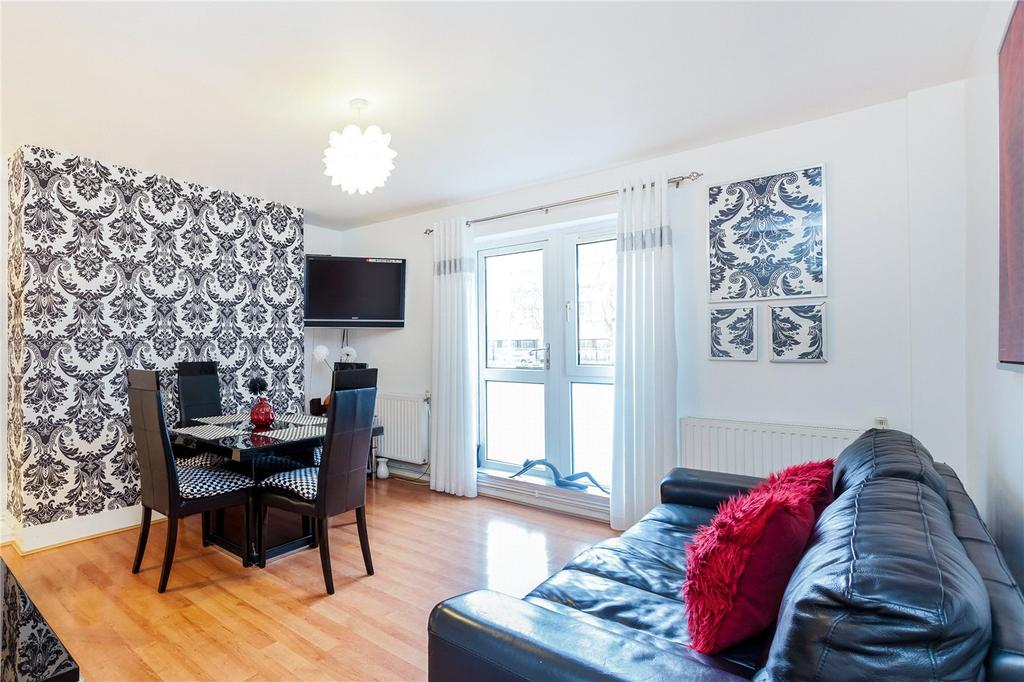2 Bedrooms Flat for sale in Rotherfield Court, Rotherfield Street, London, N1