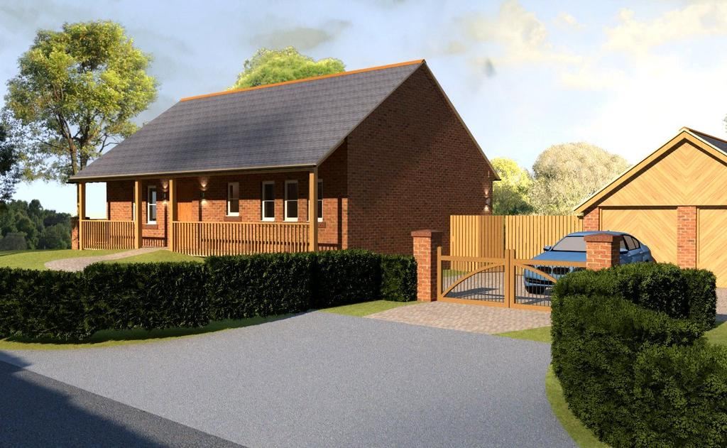 3 Bedrooms Detached House for sale in Mill Lane, Great Barrow, Chester