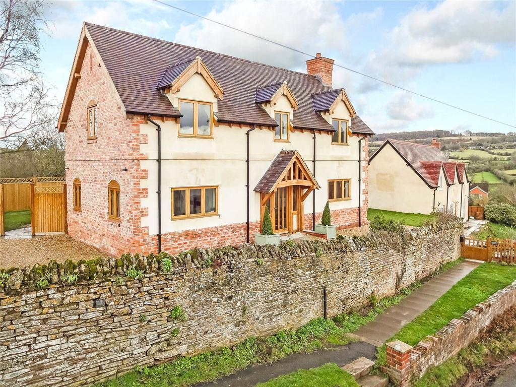 3 Bedrooms Detached House for sale in Linton Lane, Bromyard, Herefordshire