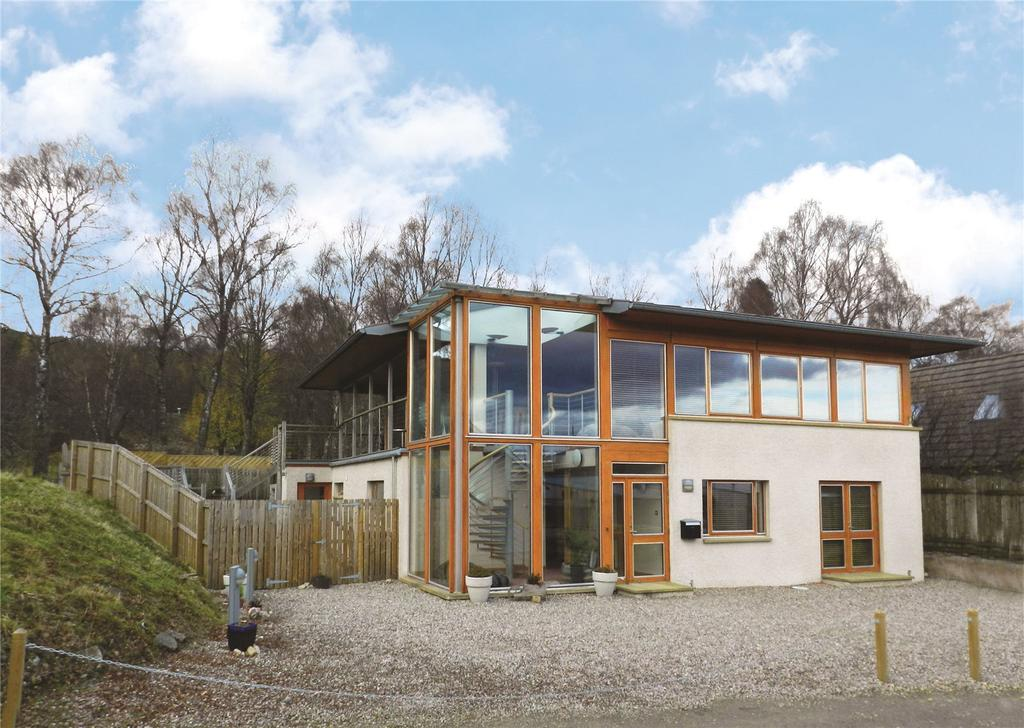 4 Bedrooms Detached House for sale in High Burnside, Aviemore, Inverness-Shire