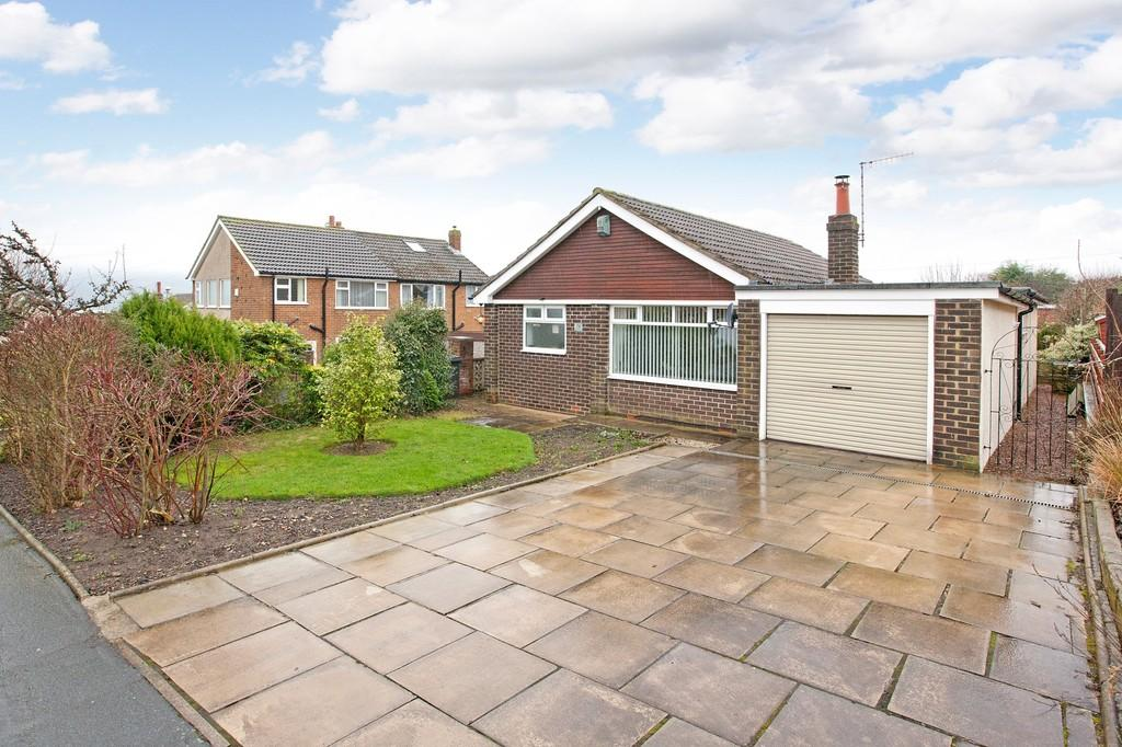 3 Bedrooms Detached Bungalow for sale in The Whartons, Otley